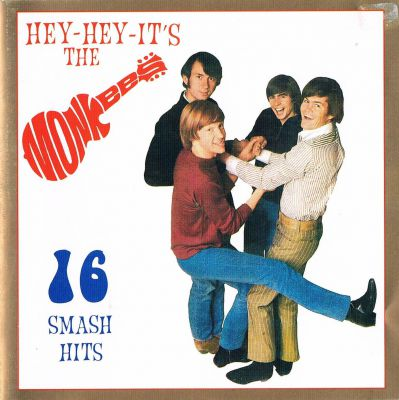 The Monkees - 16 Smash Hits-front
